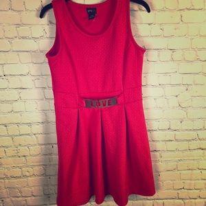 Girls 14/16 Love dress- never worn